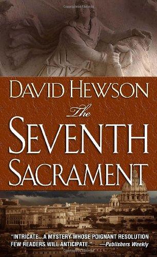 The Seventh Sacrament 9780440242994