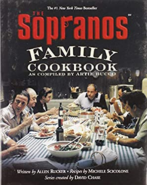 The Sopranos Family Cookbook 9780446530576