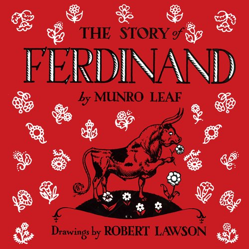 The Story of Ferdinand 9780448456942
