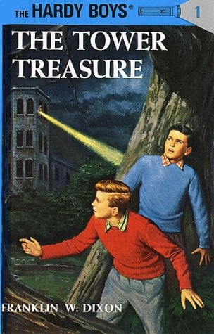 The Tower Treasure 9780448089010