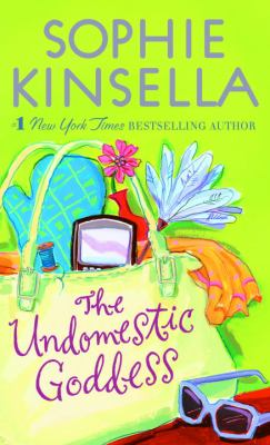 The Undomestic Goddess 9780440242383