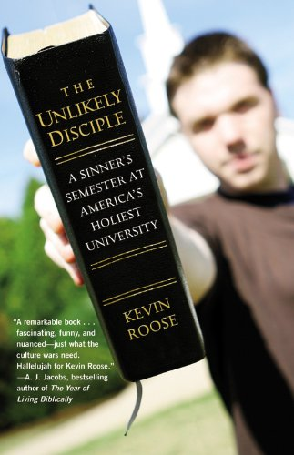 The Unlikely Disciple: A Sinner's Semester at America's Holiest University 9780446178433