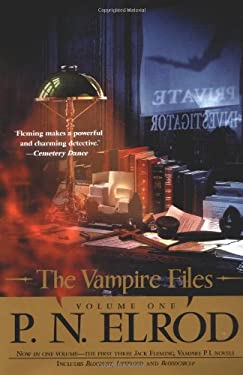 The Vampire Files, Volume One 9780441010905