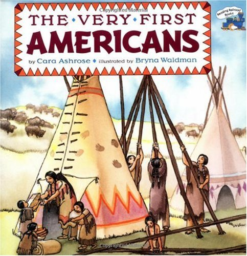 The Very First Americans 9780448401683