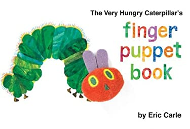The Very Hungry Caterpillar's Finger Puppet Book 9780448455976