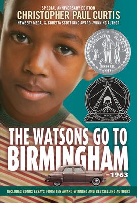 The Watsons Go to Birmingham - 1963 9780440414124