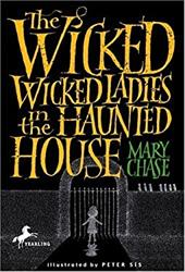 The Wicked, Wicked Ladies in the Haunted House 1391160
