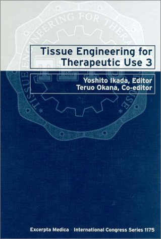 Tissue Engineering for Therapeutic Use 3: 9780444500298