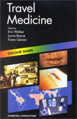 Travel Medicine 9780443061646