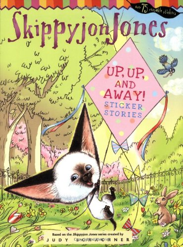Up, Up, and Away!: Sticker Stories 9780448450827
