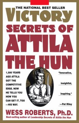 Victory Secrets of Attila the Hun 9780440505914