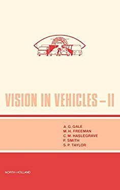 Vision in Vehicles II 9780444704238