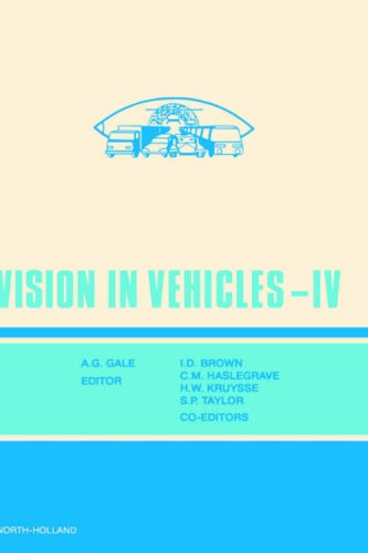 Vision in Vehicles IV 9780444893628