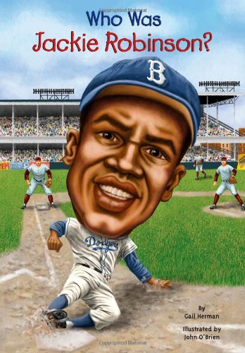 Who Was Jackie Robinson? 9780448455570