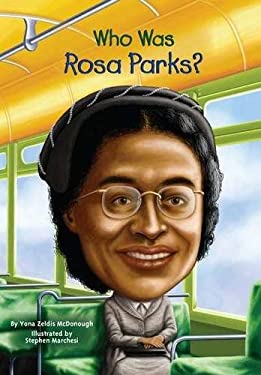 Who Was Rosa Parks? 9780448454429