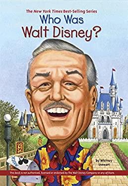 Who Was Walt Disney? 9780448450520