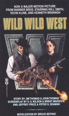 Wild Wild West 9780446607674