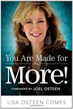 You Are Made for More!: How to Become All You Were Created to Be 9780446584203