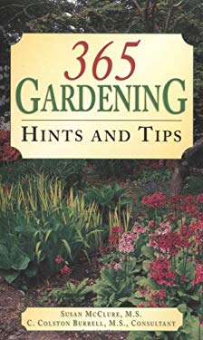 365 Gardening Hints and Tips 9780451199058