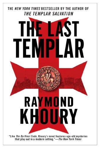 The Last Templar 9780451233912