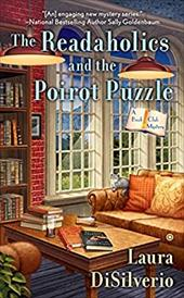 The Readaholics and the Poirot Puzzle: A Book Club Mystery 22868861