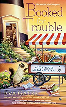 Booked for Trouble (A Lighthouse Library Mystery)