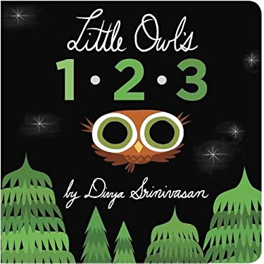 Little Owl's Forest 1-2-3