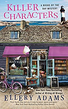 Killer Characters (A Books by the Bay Mystery)