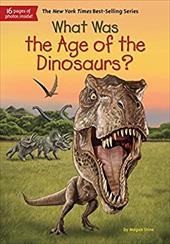 What Was the Age of the Dinosaurs? 23684404