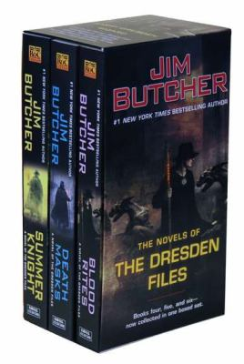 Jim Butcher Box Set #2 9780451949097