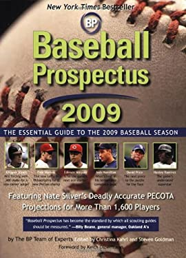 Baseball Prospectus: The Essential Guide to the 2009 Baseball Season 9780452290112