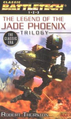 Battletech: The Classic Era: 6the Legend of the Jade Phoenix Trilogy 9780451459510