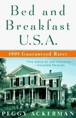 Bed and Breakfast U.S.A. 1998 9780452278745