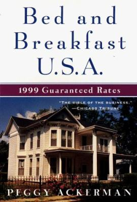 Bed and Breakfast USA 1999 9780452280458