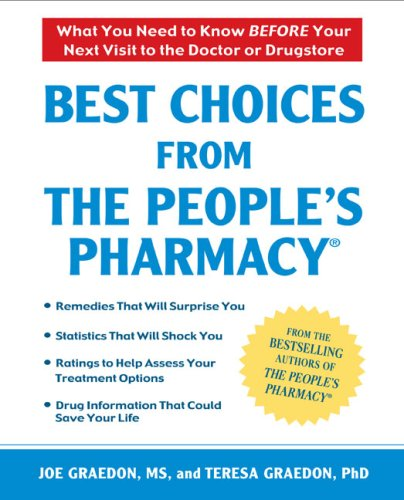 Best Choices from the People's Pharmacy 9780451225139