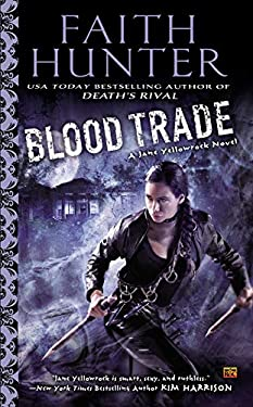 Blood Trade: A Jane Yellowrock Novel 9780451465061
