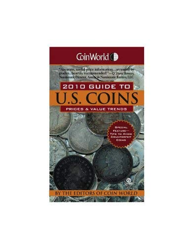 Coin World Guide to U.S. Coins: Prices & Value Trends