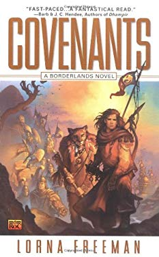 Covenants: A Borderlands Novel 9780451459800