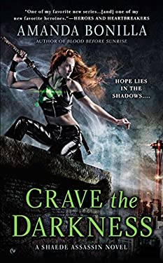 Crave the Darkness: A Shaede Assassin Novel 9780451239556