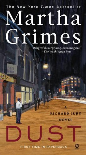 Dust: A Richard Jury Mystery 9780451222664