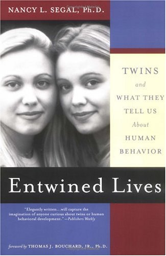 Entwined Lives: Twins and What They Tell Us about Human Behavior 9780452280571