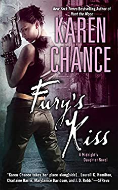 Fury's Kiss: A Midnight's Daughter Novel 9780451413239