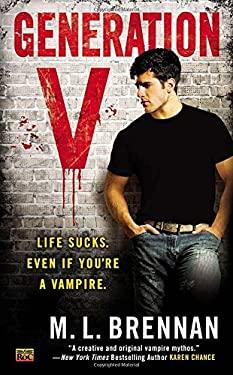 Generation V: An American Vampire Novel 9780451418401