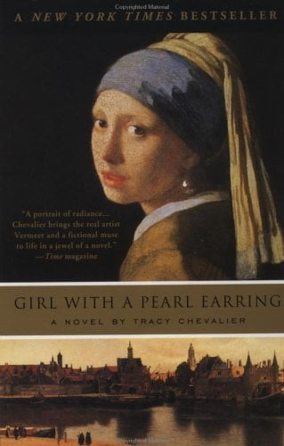 Girl with a Pearl Earring 9780452282155