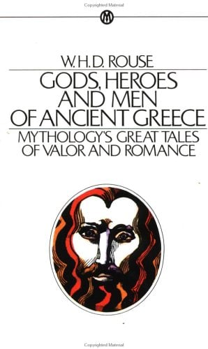 Gods, Heroes, and Men of Ancient Greece 9780451628008