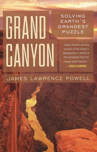 Grand Canyon: Solving Earth's Grandest Puzzle 9780452287877