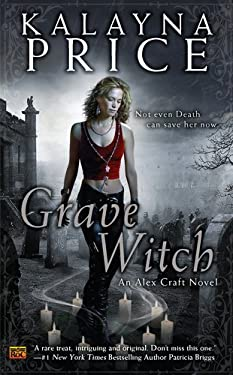Grave Witch 9780451463807
