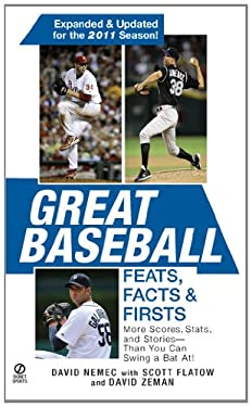 Great Baseball Feats, Facts & Firsts 9780451232960