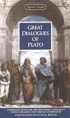 Great Dialogues of Plato 9780451527455