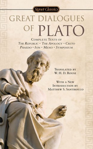 Great Dialogues of Plato 9780451530851